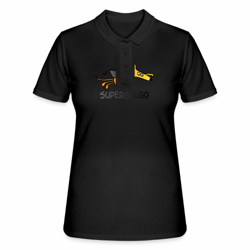 Supergalgo - Frauen Polo Shirt