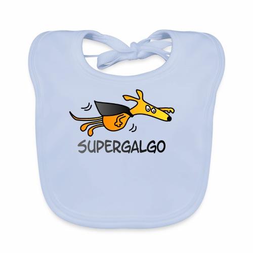 Supergalgo - Baby Bio-Lätzchen