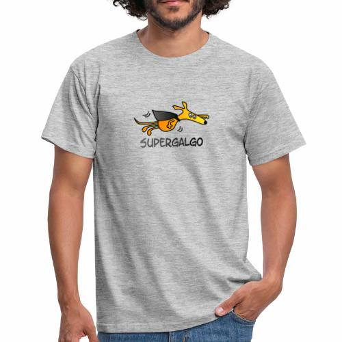 Supergalgo - Männer T-Shirt