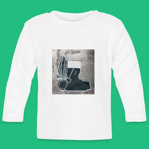 LEGION FLAMHEAD SILVER - T-shirt manches longues Bébé