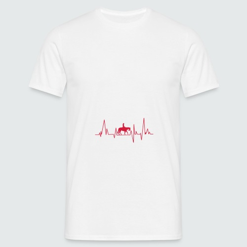 Motiv-198-Pleasure-Schwarz - Männer T-Shirt