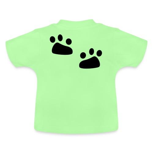 Tierspuren, Natur, Wildnis Pullover & Hoodies - Baby T-Shirt