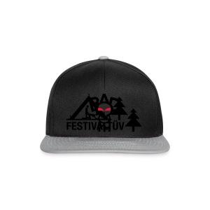 Festival Tüv - Men white - Snapback Cap