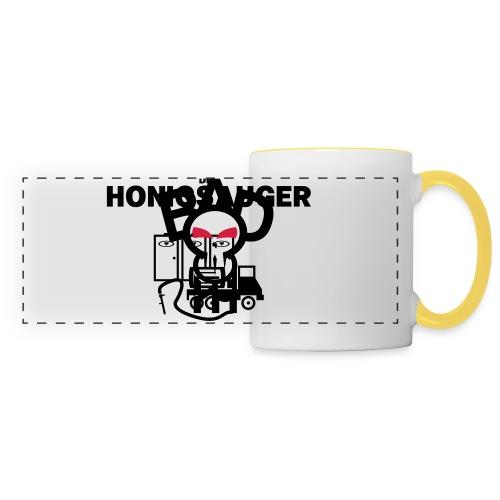 Honigsauger - Lady brown - Panoramatasse