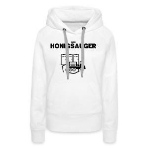 Honigsauger - Lady brown - Frauen Premium Hoodie