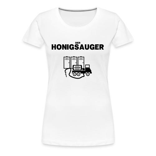 Honigsauger - Lady brown - Frauen Premium T-Shirt