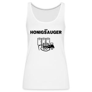 Honigsauger - Lady brown - Frauen Premium Tank Top