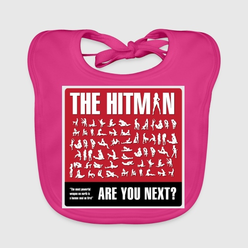 The hitman - are you next - Baby økologisk hagesmæk