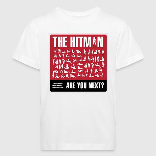 The hitman - are you next - Organic børne shirt