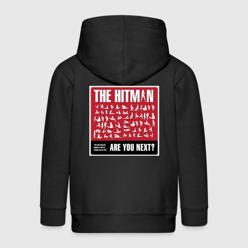 The hitman - are you next - Premium hættejakke til børn