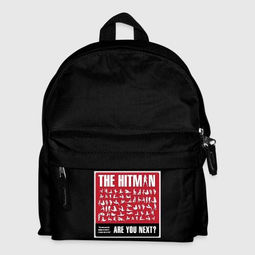 The hitman - are you next - Rygsæk til børn