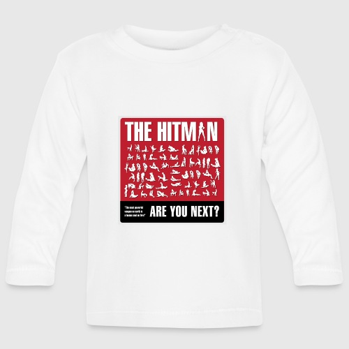 The hitman - are you next - Langærmet babyshirt