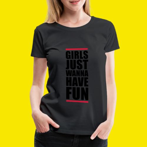 Débardeur Prémium FUN - T-shirt Premium Femme