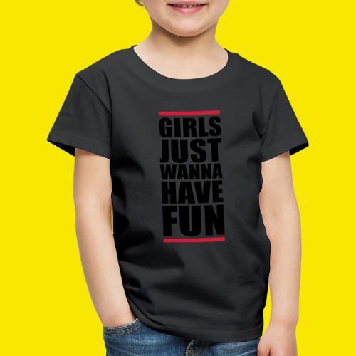 Débardeur Prémium FUN - T-shirt Premium Enfant