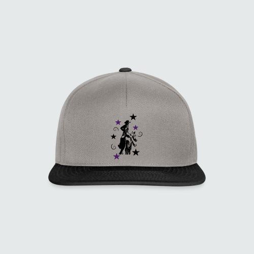 Motiv-188-Neonpink-Magenta - Snapback Cap