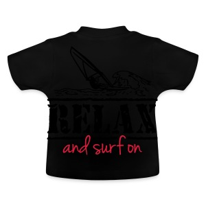 Surfer T-Shirt, Teenie Shirt - Baby T-Shirt
