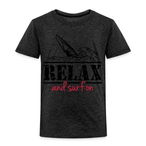 Surfer T-Shirt, Teenie Shirt - Kinder Premium T-Shirt