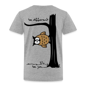 be different!  - Kinder Premium T-Shirt
