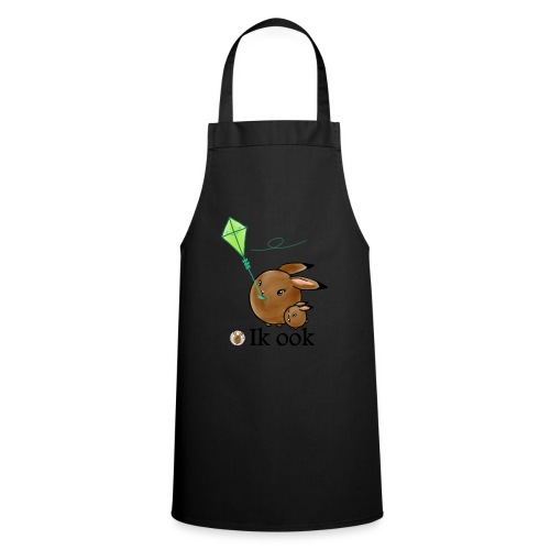 Women's Tank top: Mommy Round Rabbit - Me too - Cooking Apron