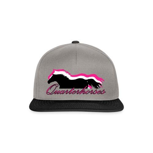 Quarterhorses - Snapback Cap