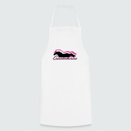 Motiv-186-Quarterhorses - Kochschürze
