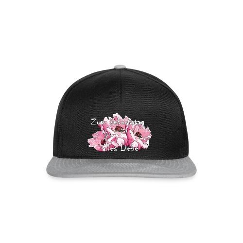 Zum Geburtstag alles Liebe - Snapback Cap