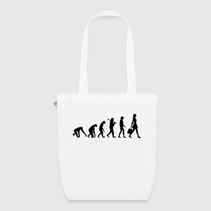 WOMEN EVOLUTION Bags & Backpacks - EarthPositive Tote Bag