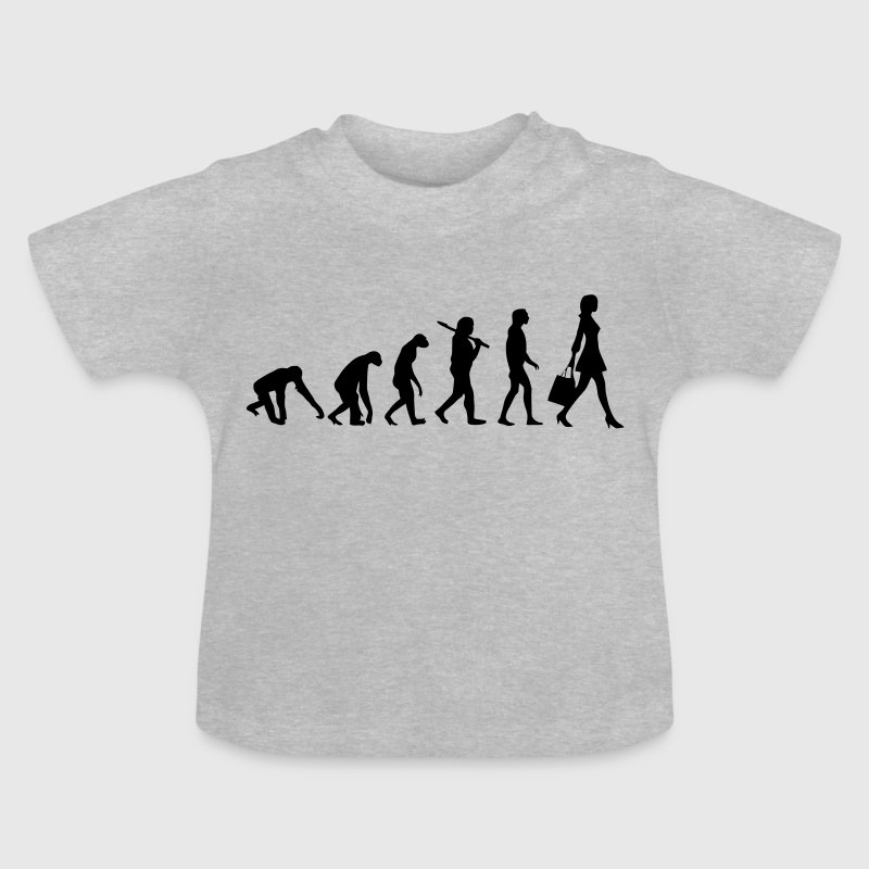 WOMEN EVOLUTION Shirts - Baby T-Shirt