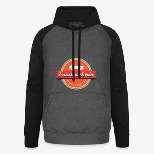 Transporterinnen-Tasche - Unisex Baseball Hoodie
