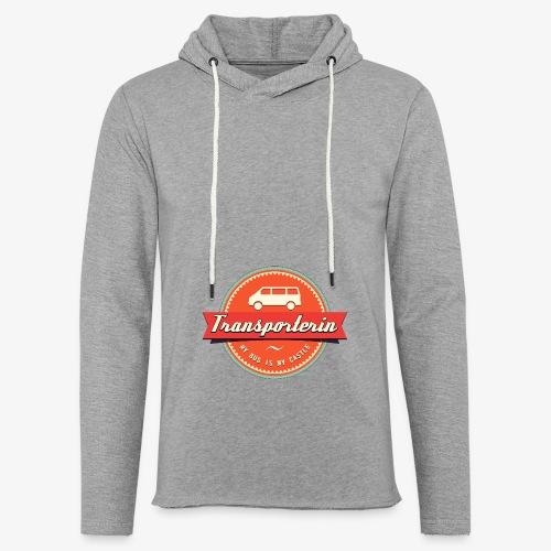 Transporterinnen-Tasche - Leichtes Kapuzensweatshirt Unisex