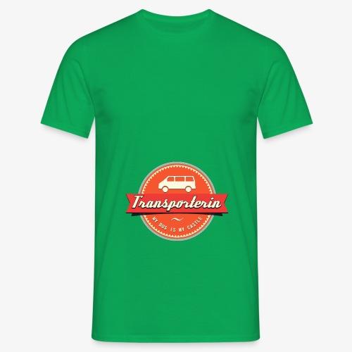 Transporterinnen-Tasche - Männer T-Shirt