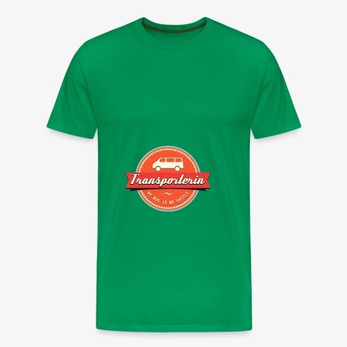 Transporterinnen-Tasche - Männer Premium T-Shirt