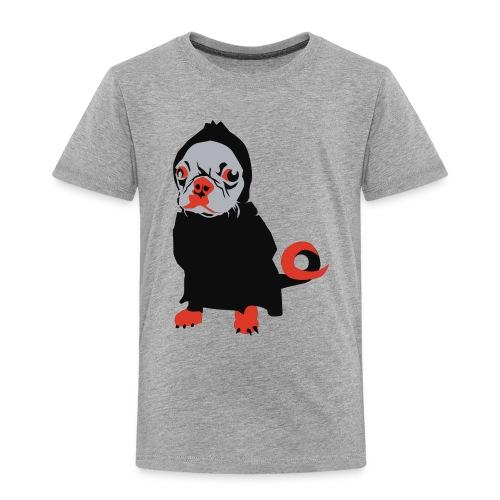 Mops Geist - Kinder Premium T-Shirt