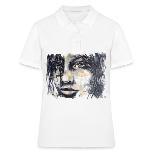 Odette by carographic, Carolyn Mielke - Frauen Polo Shirt