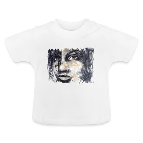 Odette by carographic, Carolyn Mielke - Baby T-Shirt