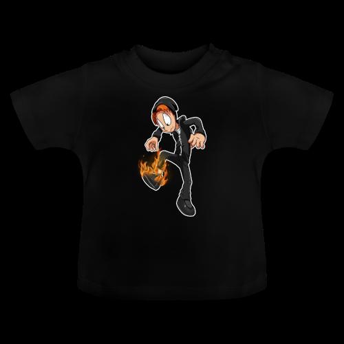 Brændende Sko (unisex) - Baby T-shirt