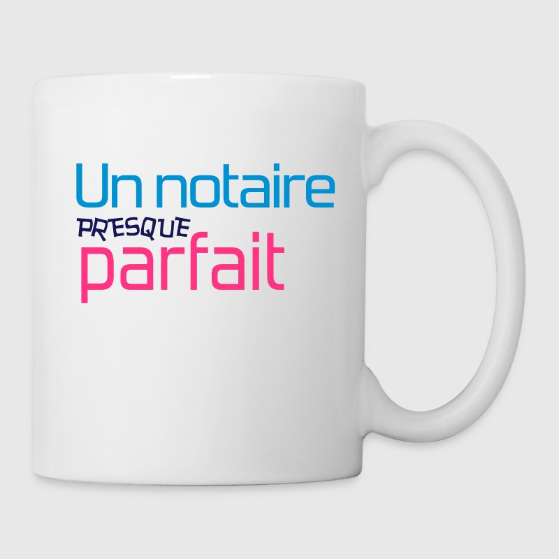 Notaire / Notariat / Juriste / Droit / Loi / Clerc Bouteilles et Tasses - Tasse