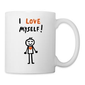 LOVEcoaster I love myself - Tasse