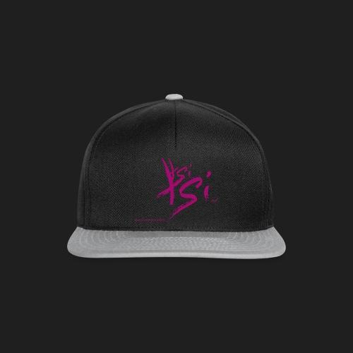 NewLogo Shirt pink - Snapback Cap