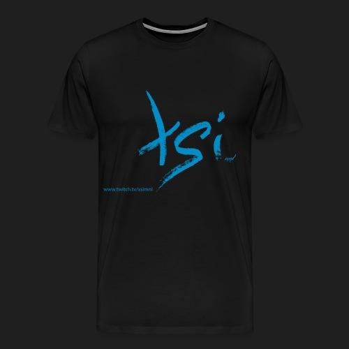 NewLogo Shirt blue - Männer Premium T-Shirt
