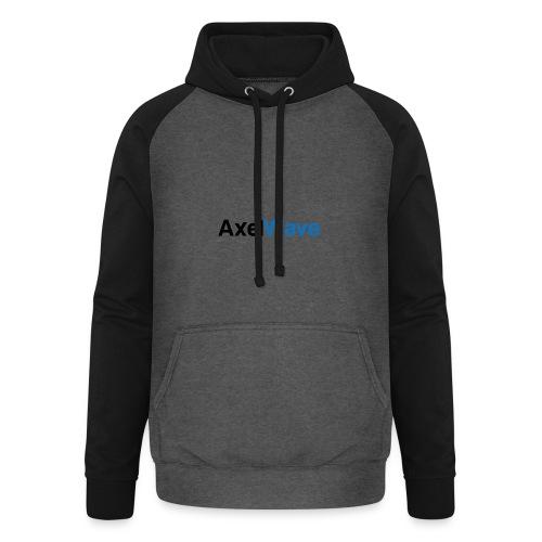 AxelWave - Sweat-shirt baseball unisexe