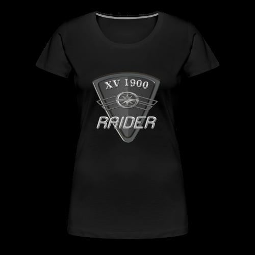 Raider XV 1900 - Frauen Premium T-Shirt