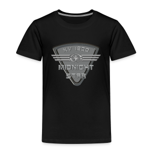 Midnight Star XV 1900 - Kinder Premium T-Shirt