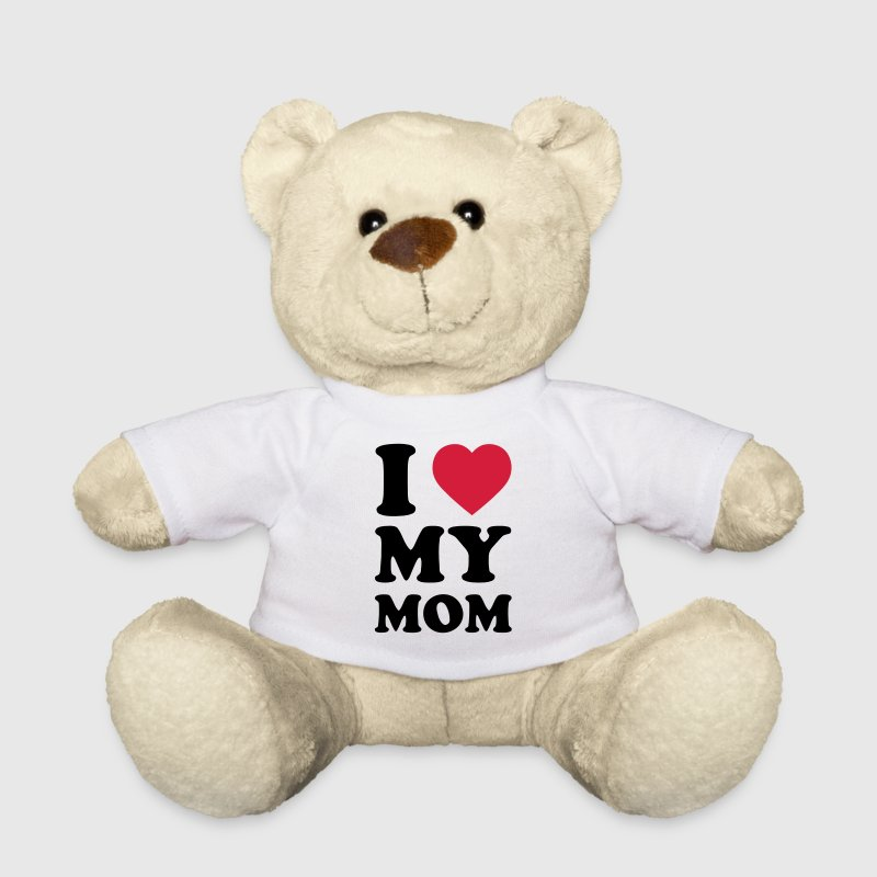 I LOVE MY MOM Teddy Bear Toys - Teddy Bear