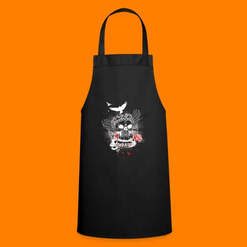 Death & Taxes tee shirt - Cooking Apron