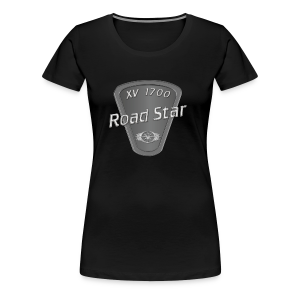 Road Star XV 1700 - Frauen Premium T-Shirt