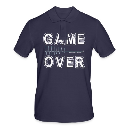 BELGIAN GAME-OVER - Polo Homme