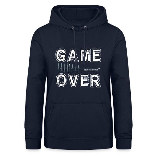 BELGIAN GAME-OVER - Sweat à capuche Femme