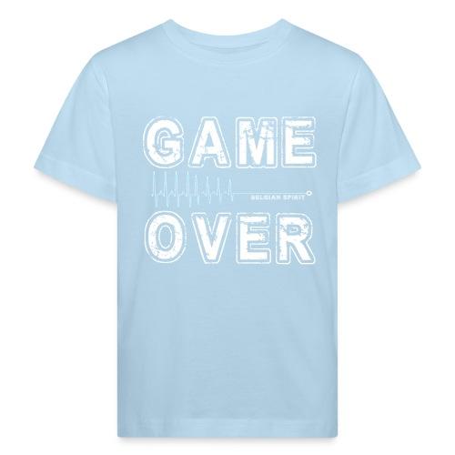 BELGIAN GAME-OVER - T-shirt bio Enfant