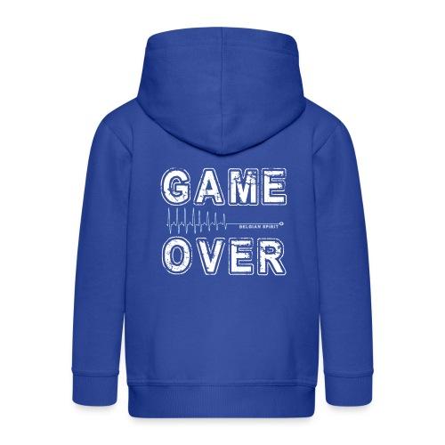 BELGIAN GAME-OVER - Veste à capuche Premium Enfant